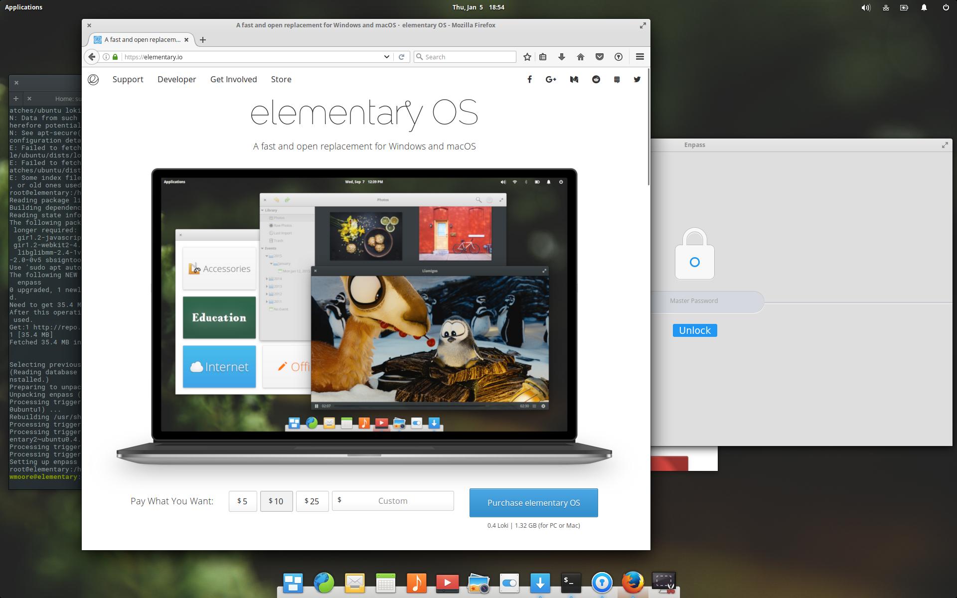 install ubuntu on mac alongside os x